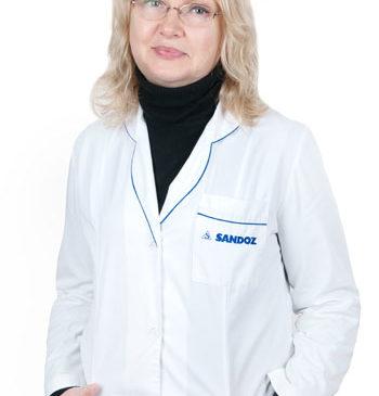 Наріжна Наталія Олександрівна