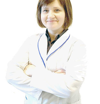 Кравець Людмила Миколаївна