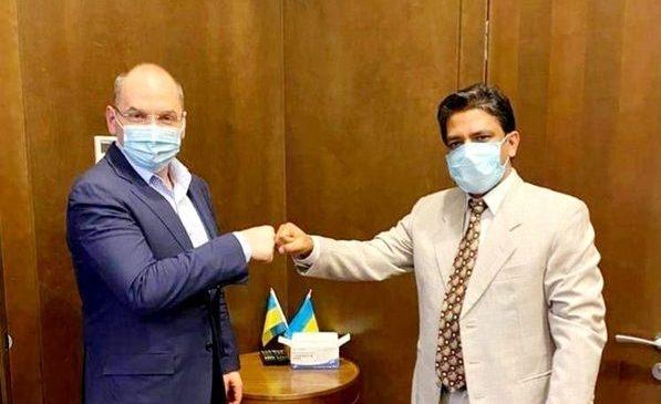 Україна однією з перших отримає індійську вакцину від коронавірусу.