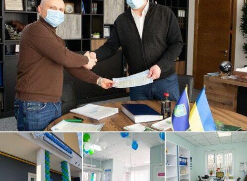 Ірпінська громада отримала у комунальну власність приміщення амбулаторії №5, на вулиці Білокур.