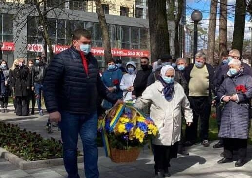 Сьогодні минає 35 років з дня Чорнобильської катастрофи.